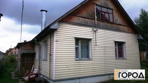 Москва, д. Дудкино, район Мосрентген д. 27а. Продажа дома с участком.