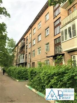 Комната в 3-комн.квартире с балконом в рп.Малаховка , рядом ж/д станци