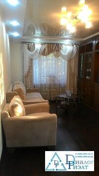 1-комнатная квартира с евроремонтом рп Томилино, ул Гаршина