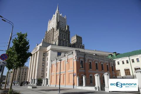 Здание 626,5 кв.м, по адресу: г. Москва, пл. Смоленская-Сенная, д. 30