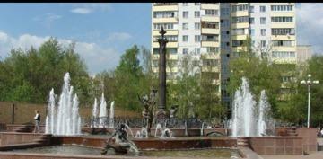 Продается 3 комнатная квартира в Центре г. Раменское, Гурьева 12
