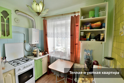 Продается 1-комнатная квартира ул. Ильича, д.34.