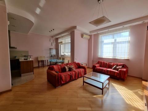 """3-комнатная квартира, 110 кв.м., в ЖК """"Гранд Парк"""""""