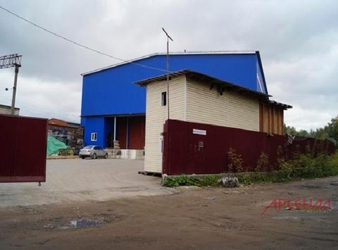 Продается склад в Люберцах