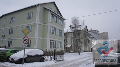 Продаётся 1-комнатная квартира общей площадью 55,5 кв.м.
