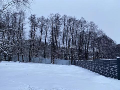 Лесной участок в коттеджном посёлке, 21 сотка, Финская деревня