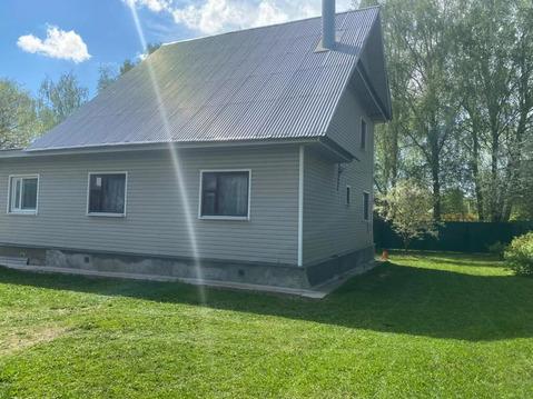 Продам дом на участке 18,37 соток в с. Уборы Одинцовского р-на МО