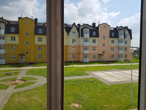 "1-комнатная квартира, 35 кв.м., в ЖК ""Квартал в Лесном"""