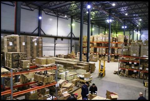 Продажа склада класса В+ в Видном. 3 км от МКАД