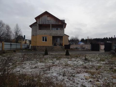 Новый дом 234 кв м в Тучково на Мосеевской