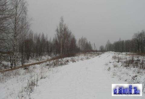 Участок 13 соток СНТ в д. Воробьево