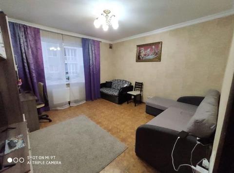 1-к квартира, 41.7 м2.