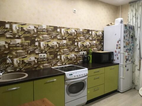 2-комнатная квартира п.Свердловский ЖК Лукино-Варино ул.Березовая д.2
