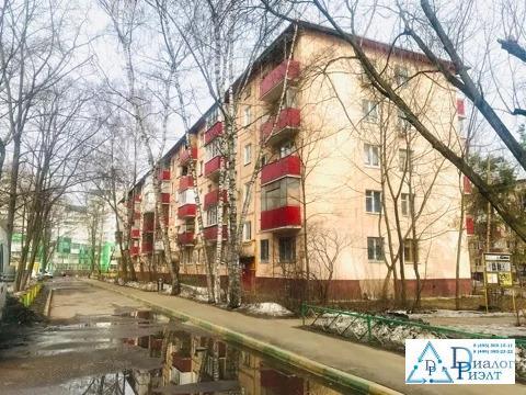 2-комнатная квартира в Люберцах, рядом метро Котельники