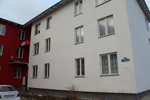 Однокомнатная квартира на улице Урожайная