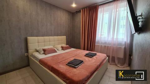 Арендуй на часы или сутки 2 комнатную квартиру европейской планировки