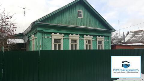 Дом в городе рядом с Москва рекой, газ