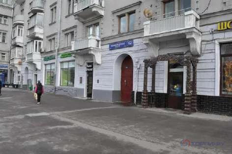 Продажа торгового помещения, Ленинградский пр-кт.