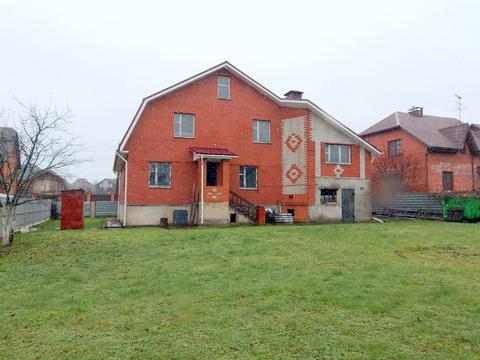 Цена снижена! 3-х этаж. дом 324 кв на 12 с земли в Тучково