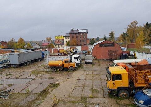 Производств-складская база 1200 м2 в Нахабино, Красногорского г.о.