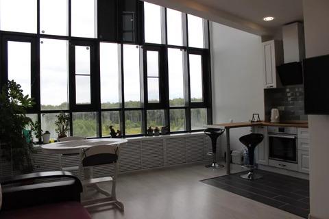 Квартира для тех, кто хочет жить на природе и при этом быть в квартире