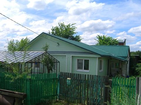 Продам дом в д. Соколова Пустынь, Ступино, Московская область
