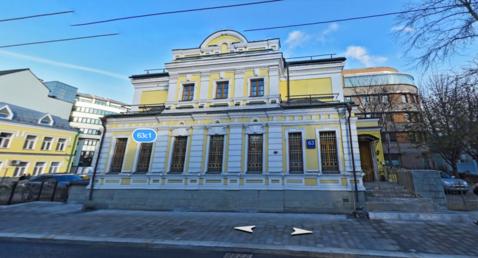 Продам офисное здание в центре Москвы