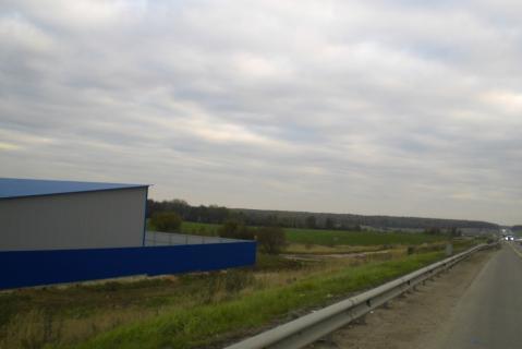Участок 85 сот на 1-й линии Симферопольского шоссе в 48 км от МКАД