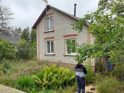 Продается кирпичная дача в Раменском районе рядом с д.Захарово.