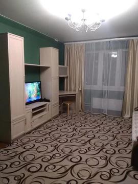 Сдам 1-комнатную квартиру в городе Раменское по улице Чугунова 43.