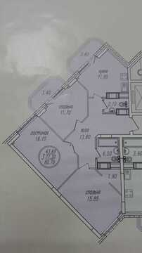Раменское, 3-х комнатная квартира, Северное ш. д.18, 5100000 руб.
