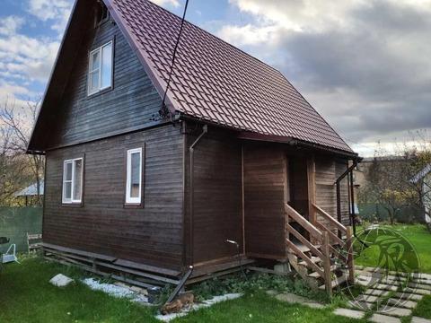 Жилой дом для круглогодичного проживания в Климовске 86 м. кв.