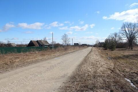 Участок 20 соток ИЖС в деревне Харинская