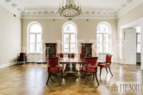 Квартира продажа Леонтьевский пер, д. 8с1