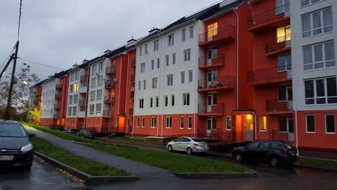 Яхрома, 1-но комнатная квартира, ул. Бусалова д.10, 2650000 руб.