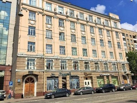 Офис по адресу ул.Лесная, д.43
