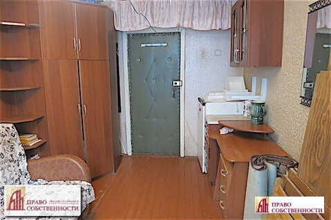 Комната в семейном общежитии, пос. Красково.