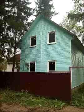 Купить дом из бруса в Солнечногорском районе г. Солнечногорск