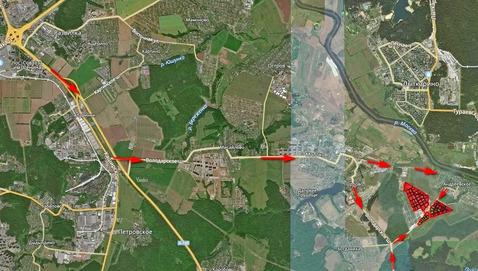 Пром. участок 63 сот для бизнеса в 15 км по Каширскому шоссе