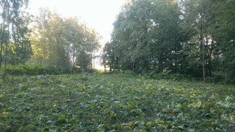 Продается большой зем.участок 40 сот в д. Старо Рузский р.