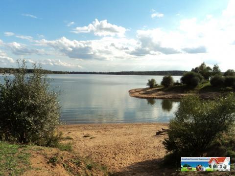Участок 8 соток на Можайском водохранилище в СНТ «Яблонька»
