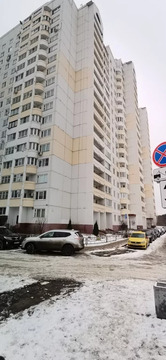 3-х ком. кв, м. Коммунарка, ул. Дмитрия Рябинкина, д.1
