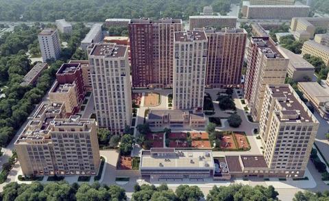 4-комнатная квартира, 151 кв.м., в ЖК RedSide