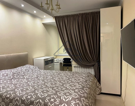 1-комнатная квартира с качественным евроремонтом