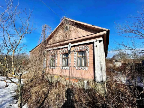 Дом в деревне Дмитровцы