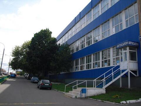Торговое здание свободного назначения 5456 м2 на Коровинском ш/ 35а
