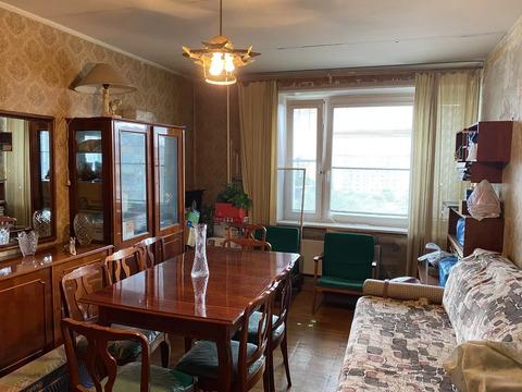 2-комнатная квартира с хорошей планировкой рядом с метро Выхино