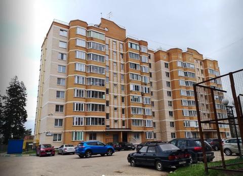 """1-комнатная квартира, 46 кв.м., в ЖК """"Москворецкий"""" (г. Тучково)"""
