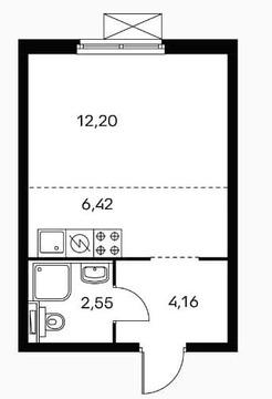 Квартира в ЖК Западный порт по самой низкой цене