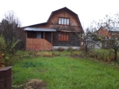 Райский Уголок в С/Т Колонтаево с участком 6 сот. и домом 62,4 кв.м.